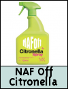 NAF Off - Citronella Spray