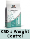 Specific (VetXX) Dog Food - CRD 2 Weight Control
