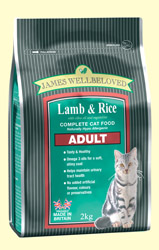 Lamb & Rice with omega 3 Adult