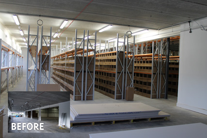 VioVet Warehouse - Work in progress!