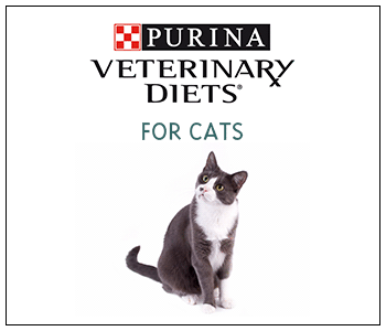 Purina Veterinary Diets® for Cats