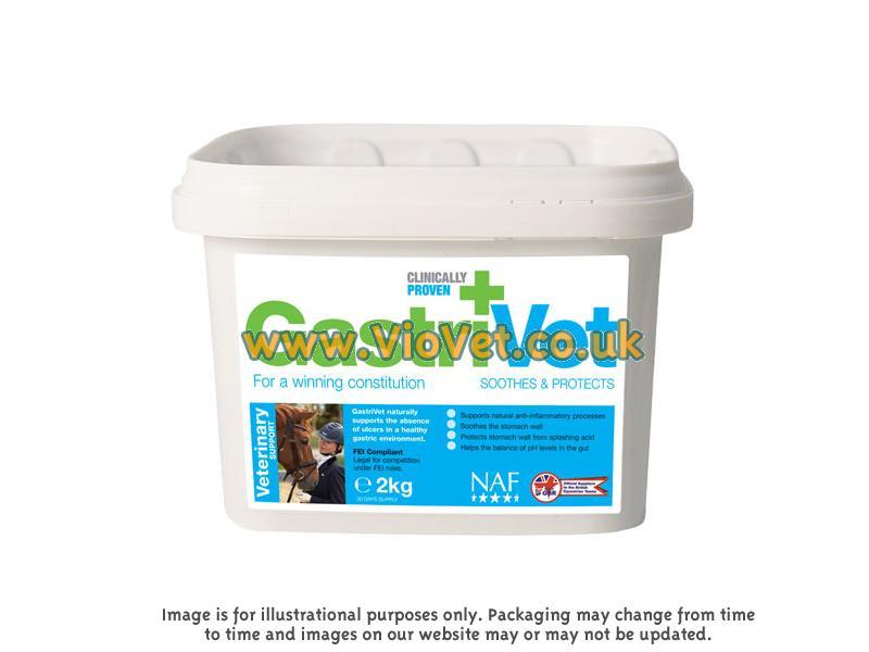 NAF » GastriVet » 2kg Tub