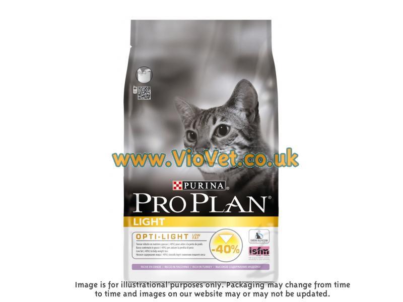 Purina Pro Plan Cat Food ? Adult Light ? 1.5kg