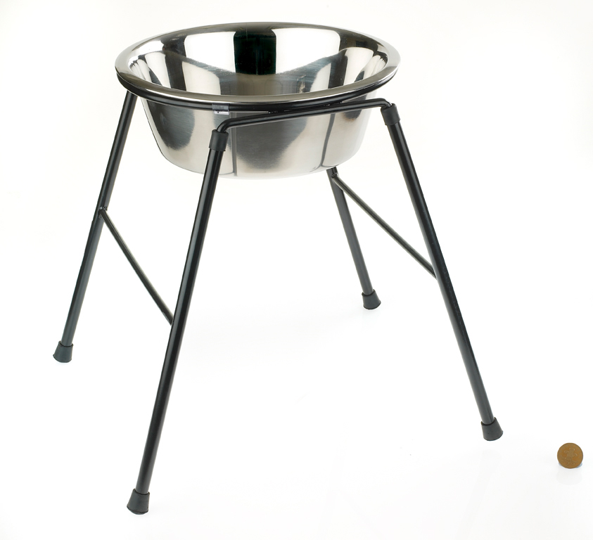 Classic High Dog Bowl Stands Stand | eBay - photo#15