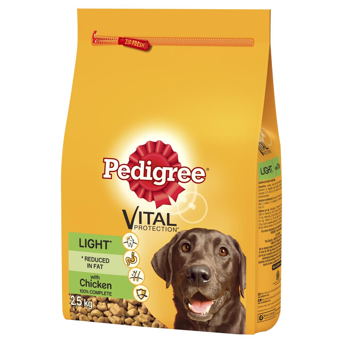 pedigree adult vital protection light dog food ebay. Black Bedroom Furniture Sets. Home Design Ideas