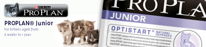 Pro Plan Kitten Food with Optistart
